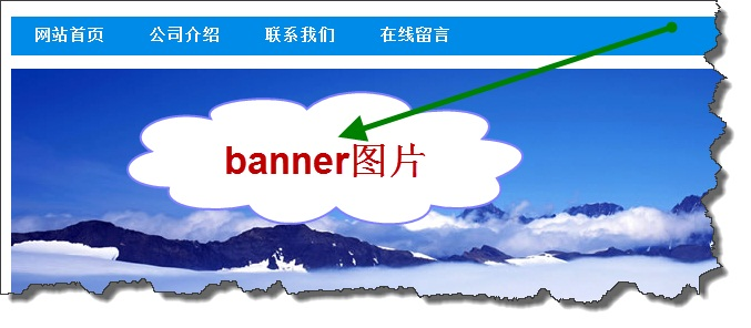 易企yiqicms如何修改网站banner图片(图文)